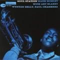CDMobley Hank / Soul Station