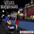 CDWake The Nation / Sign Of Heart