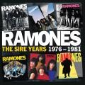 6CDRamones / Sire Years 1976-1981 / 6CD