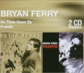 2CDFerry Bryan / Frantic / As Time Goes By / 2CD
