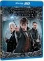 3D Blu-RayBlu-ray film /  Fantastická zvířata:Grindelwaldovy zločiny / 3D+2D