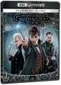 UHD4kBDBlu-ray film /  Fantastická zvířata:Grindelwaldovy zločiny / UHD+BRD