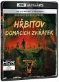 UHD4kBDBlu-ray film /  Hřbitov domácích zvířátek / Pet Cemetary / UHD+Blu-Ray