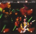 CDG3 / Satriani / Johnson / Vai / Live In Concert