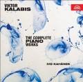 2CDKalabis Viktor / Kompletní dílo pro klavír / Ivo Kulhánek / 2CD