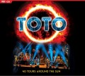 2CD/DVDToto / 40 Tours Around the Sun / Live Amsterdam 2018 / 2CD+DVD