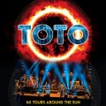 2CD-BRDToto / 40 Tours Around the Sun / Live Amsterdam 2018 / 2CD+Blu-Ray