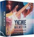 CDMalmsteen Yngwie / Blue Lightning / Bonus Track / Deluxe Ed. / Box