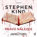 2CDKing Stephen / Právo nálezce / 2CD / MP3
