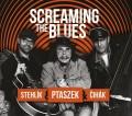 CDPtaszek/Stehlík/Čihák / Screaming The Blues / Digipack