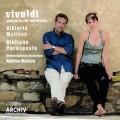 CDCarmignola Giuliano / Vivaldi / Concertos For Two Vioilins