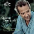 CDCarmignola Giuliano / Haydn / Violin Concertos