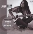 2LPBaez Joan / Joan Baez & Joan Baez Vol. 2 / Vinyl / 2LP
