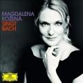 CDKožená Magdalena / Singt Bach