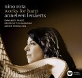 CDLenaerts Anneleen / Works For Harp / Digipack