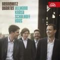 CDBennewitz Quartet / Ullmann,Krása,Schulhoff,Haas