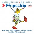 CDCollodi Carlo / Pinocchio / Jiří Kafka