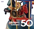 3CDVarious / 50 Best Children's Classics / 3CD