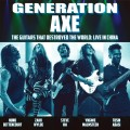 LPGeneration Axe / Guitars That Destroyed The World / Vinyl