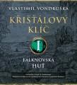 2CDVondruška Vlastimil / Křišťálový klíč I.:Falknovská huť / Mp3