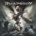 2LP / Rhapsody/Turilli/Lione / Zero Gravity / Rebirth And.. / Vinyl / 2LP