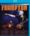 Blu-RayFrampton Peter / Live In Detroit / Blu-Ray