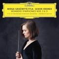 2CDWeinberg Mieczyslav / Symphonies 2&21 / Birgmingham S.O. / 2CD