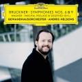2CDBruckner Anton / Symphonies 6 &9 / Leipzig Orchester / 2CD