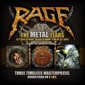 6CDRage / Metal Years / 6CD / Box