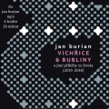 CDBurian Jan / Vichřice a bubliny a jiné příběhy ze života / Mp3