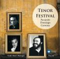 CDPavarotti/Domingo/Carrera / Tenor Festival