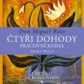 CDRuiz Miguel Don / Čtyři dohody / Pracovní kniha / Mp3