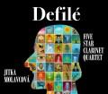CDFive Star Clarinet Quartet / Defilé