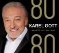 4CDGott Karel / 80 / 80 Největší hity 1964-2019 / 4CD / Digipack