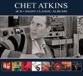 4CDAtkins Chet / 8 Classic Albums / 4CD