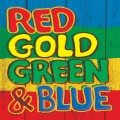 CDVarious / Red Gold Green & Blue