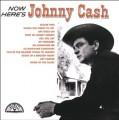 LPCash Johnny / Now Here's Johnny Cash / Vinyl
