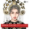 LPCallas Maria / Maria Callas Live & Alive / Vinyl