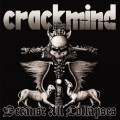 CDCrackmind / Because All Collapses / Digipack