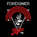CDForeigner / Live At The Rainbow'78