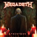 CD / Megadeth / Th1rt3en