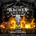 DVD/CD / Various / Live At Wacken 2018-29 Year Louder.. / 2DVD+2CD