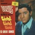 LPPresley Elvis / Girls! Girls! Girls! / Vinyl