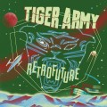 CDTiger Army / Retrofuture / Digipack