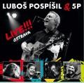 CDPospíšil Luboš & 5P / Live!!!Ostrava