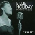 10CDHoliday Billie / Lady Sings The Blues / 10CD / Box