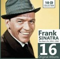10CDSinatra Frank / 16 Original Albums / 10CD / Box