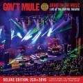 2CD/2DVDGov't Mule / Bring On the Music / 2CD+2DVD
