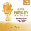10CDPresley Elvis / Golden Boy / 1954-1960 / 10CD / Box