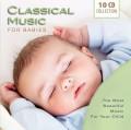10CDVarious / Classical Music For Babies / 10CD / Box